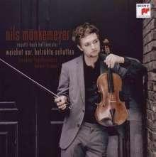 Nils Mönkemeyer - Weichet nur, betrübte Schatten, CD