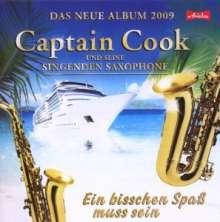 Captain Cook und seine singenden Saxophone: Ein bisschen Spass muss sein, CD