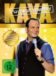 Kaya Yanar - Live & Unzensiert, 2 DVDs