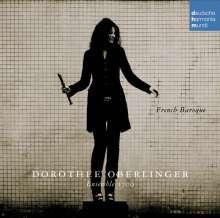 Dorothee Oberlinger - French Baroque, CD