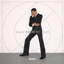 Maxwell: black SUMMERS' night, CD