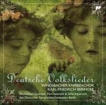 Windsbacher Knabenchor - Deutsche Volkslieder, CD