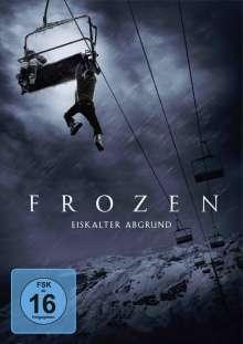 Frozen - Eiskalter Abgrund, DVD
