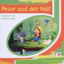 Esprit Kids - Peter und der Wolf, CD