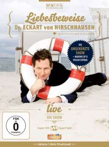 Eckart von Hirschhausen - Liebesbeweise, 2 DVDs