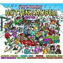 Hüttenzauber 2012, 3 CDs