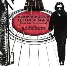 Rodriguez: Filmmusik: Searching For Sugar Man (O.S.T.), CD