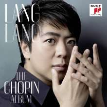 Lang Lang - The Chopin Album (Limitierte Deluxe-Edition mit Bonus-DVD), CD