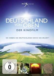 Deutschland von oben - Der Kinofilm, DVD