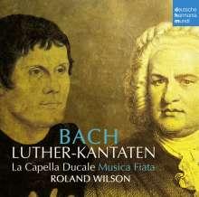 Johann Sebastian Bach (1685-1750): Kantaten BWV 2,7,38, CD