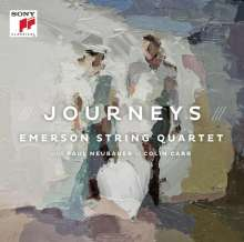 Emerson Quartet - Journeys, CD