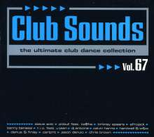 Club Sounds Vol. 67, 3 CDs