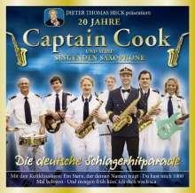 Captain Cook und seine singenden Saxophone: Die deutsche Schlagerhitparade (Jubiläumsparty 2013), CD