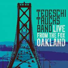 Tedeschi Trucks Band: Live From The Fox Oakland (180 g)