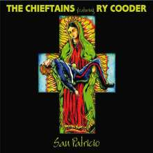 The Chieftains & Ry Cooder: San Patricio, CD