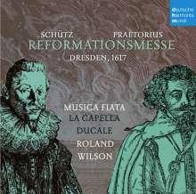 Heinrich Schütz & Michael Praetorius: Reformationsmesse, CD
