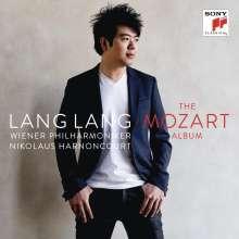 Lang Lang - The Mozart Album (Jewelcase), 2 CDs