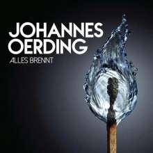 Johannes Oerding: Alles brennt, CD