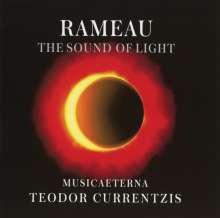 "Jean Philippe Rameau (1683-1764): Orchesterstücke ""The Sound of Light"", CD"