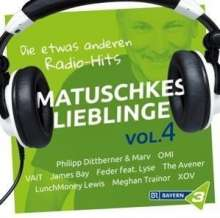 Bayern 3 - Matuschkes Lieblinge Vol. 4, 2 CDs