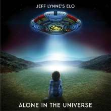 Electric Light Orchestra: Jeff Lynne's ELO - Alone In The Universe (Deluxe Edition) (Digisleeve), CD