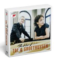 Duo Tal & Groethuysen - The Art of Tal & Groethuysen, 10 CDs
