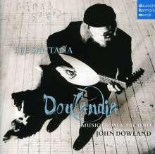 Lee Santana - Doulandia, CD