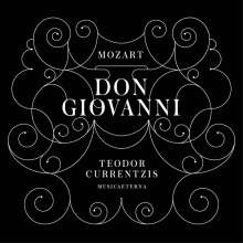Wolfgang Amadeus Mozart (1756-1791): Don Giovanni (Deluxe-Edition), 3 CDs