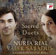 Nuria Rial & Valer Sabadus - Sacred Duets, CD