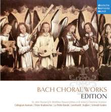 Johann Sebastian Bach (1685-1750): Die großen geistlichen Werke (DHM-Edition), 10 CDs