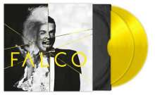Falco: Falco 60 (Limited-Edition) (Yellow Vinyl), 2 LPs