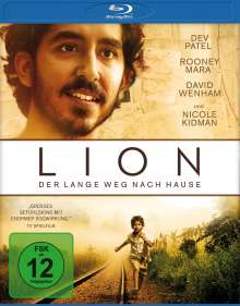 Lion (Blu-ray), Blu-ray Disc
