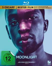 Moonlight (Blu-ray), Blu-ray Disc