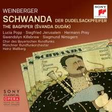 Jaromir Weinberger (1896-1967): Schwanda,der Dudelsackpfeifer, 2 CDs