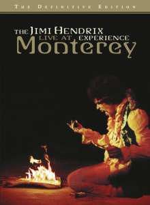 Jimi Hendrix: American Landing: Jimi Hendrix Experience Live At Monterey 1967 (The Definitive Edition), DVD