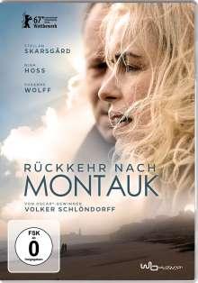 Rückkehr nach Montauk, DVD