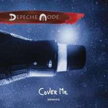 "Depeche Mode: Cover Me (Remixes), 2 Single 12""s"