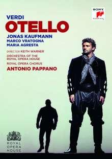 Giuseppe Verdi (1813-1901): Otello, 2 DVDs
