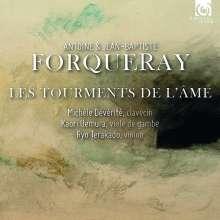 Antoine (1672-1745) & Jean-Baptiste (1699-1782) Forqueray: Das (überlieferte) Gesamtwerk, 5 CDs