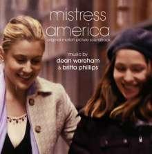 Dean & Britta: Filmmusik: Mistress America, CD