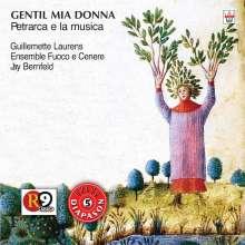 Gentil Mia Donna - Petrarca el la Musica, CD