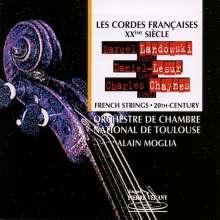 Orchestre de Chambre National de Toulouse - Les Cordes Francaises XXéme Siècle, CD