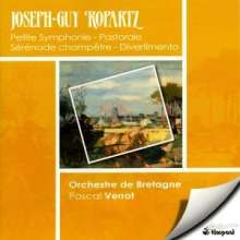 Joseph Guy Ropartz (1864-1955): Petite Symphonie, CD