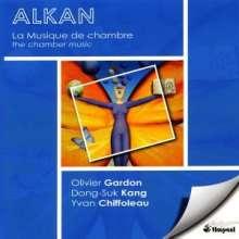 Charles Alkan (1813-1888): Kammermusik, CD