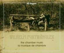 Wilhelm Furtwängler (1886-1954): Sonaten für Violine & Klavier Nr.1 & 2, 3 CDs