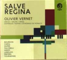 Olivier Vernet - Salve Regina, CD