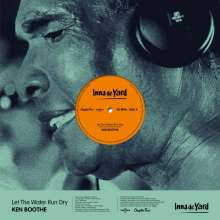 Inna De Yard & Ken Boothe: Let The Water Run Dry / Black To I Roots, Single 12""