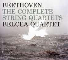 Ludwig van Beethoven (1770-1827): Streichquartette Nr.1-16, 8 CDs