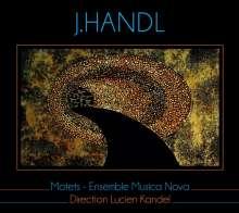 Jacob Handl (1550-1591): Motetten, CD