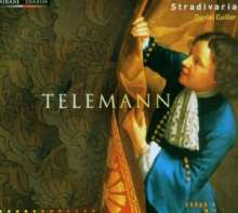 Georg Philipp Telemann (1681-1767): Tafelmusik Teil 1, CD